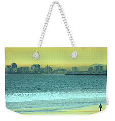 Alone Time Weekender Tote Bag