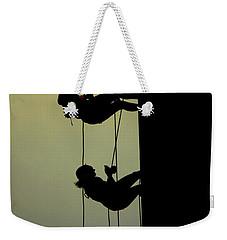 Alone Togther Weekender Tote Bag