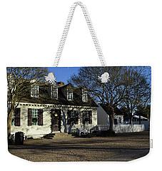 Along A Williamsburg Street Weekender Tote Bag