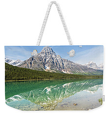 Along Highway 93 Weekender Tote Bag