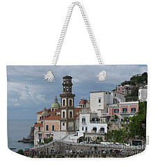 Along The Amalfi Coast Weekender Tote Bag