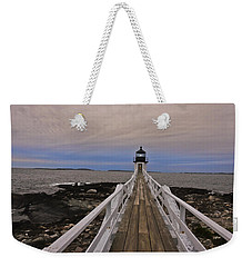 Along The Boardwalk Weekender Tote Bag