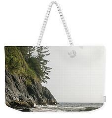 Along The Coast Weekender Tote Bag