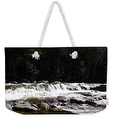 Along The Swift River Weekender Tote Bag
