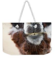 Alpaca #1 Weekender Tote Bag
