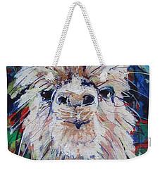 Alpaca Crazed Weekender Tote Bag