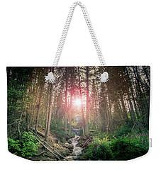 Alpine Flare Weekender Tote Bag