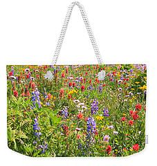 Alpine Glory Weekender Tote Bag