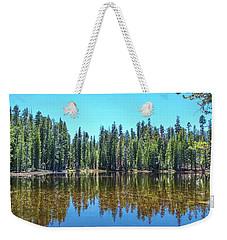 Alpine Lake - Yosemite Weekender Tote Bag