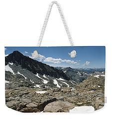 Alpine World Weekender Tote Bag