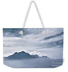 Alps Weekender Tote Bag