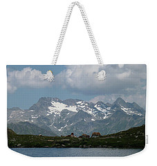 Alps Magenificence Weekender Tote Bag