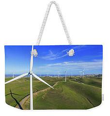 Altamont Windfarm Weekender Tote Bag