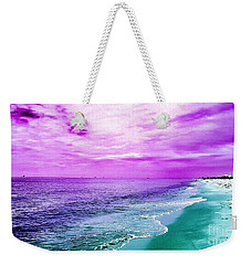Alternate Beach Escape Weekender Tote Bag