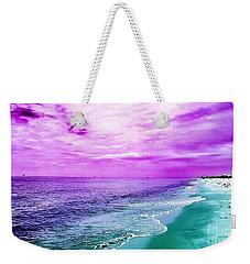 Alternate Beach Escape Weekender Tote Bag