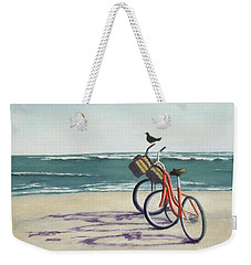 Alternate Transportation Weekender Tote Bag