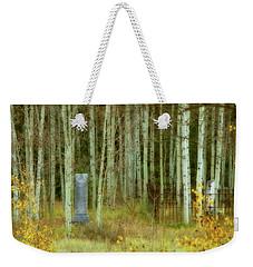 Alvarado Cemetery 41 Weekender Tote Bag