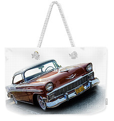 Alway Chevy Weekender Tote Bag