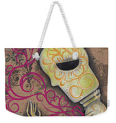 Always Alone  Weekender Tote Bag by Abril Andrade Griffith
