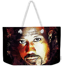 Always Bet On Black - Passenger 57 Weekender Tote Bag