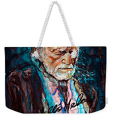 Always On My Mind 2 Weekender Tote Bag by Laur Iduc