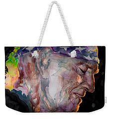 Always On My Mind 3 Weekender Tote Bag by Laur Iduc