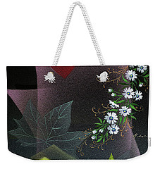 Always Spring For Love Weekender Tote Bag