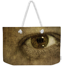 Always Watching Weekender Tote Bag by Scott Norris