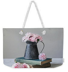Weekender Tote Bag featuring the photograph Always With Me by Kim Hojnacki