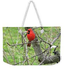 Always With Us -cardinals Weekender Tote Bag