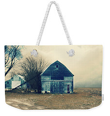 Always Work To Do Weekender Tote Bag by Julie Hamilton