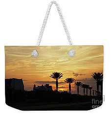 Alys At Sunset Weekender Tote Bag