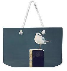 Am I Alone Weekender Tote Bag