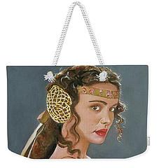 Amadala Weekender Tote Bag by Tom Carlton
