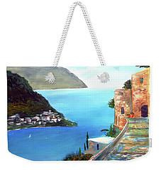 Amalfi Gem Weekender Tote Bag