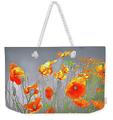 Weekender Tote Bag featuring the photograph Amanecer En Primavera by Alfonso Garcia