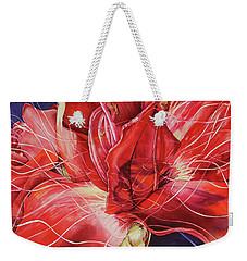 Amaryllis 1 Weekender Tote Bag