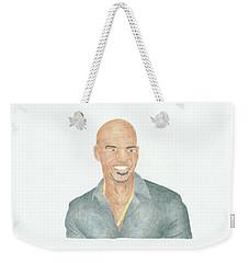 Amaury Nolasco Weekender Tote Bag