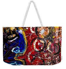 Amazed And Confused Weekender Tote Bag