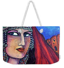 Amazigh Beauty 1 Weekender Tote Bag