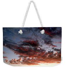 Spectacular Clouds  Weekender Tote Bag