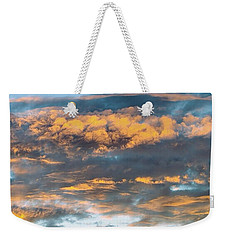 Clouds Of A Different Color Weekender Tote Bag
