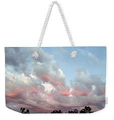 Amazing Clouds At Dusk Weekender Tote Bag