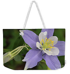 Amazing Colorado Columbine Weekender Tote Bag