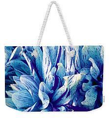 Amazing Dahlia Weekender Tote Bag