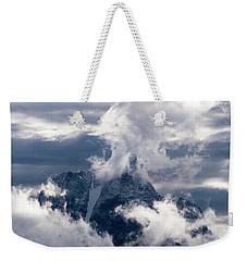Amazing Grand Teton National Park Weekender Tote Bag by Serge Skiba