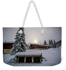 Weekender Tote Bag featuring the photograph Amazing- by JD Mims