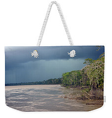 Amazonian Storm Study Number One Weekender Tote Bag