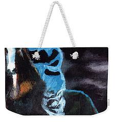 Amazzone Notturna Weekender Tote Bag