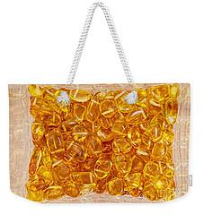 Amber #4903 Weekender Tote Bag